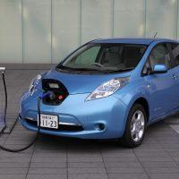السيارات الكهربائية - صورة ارشيفية