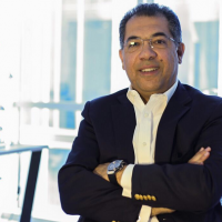 مروان عبدالرازق، رئيس الشركة المنظمة للمعرض «فرانشينج جيت»