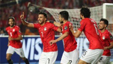 مباراة مصر
